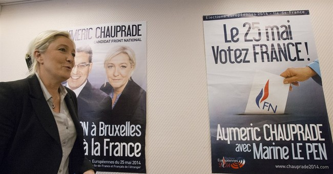French politics in disarray, except for far right